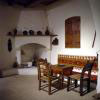 Reconstruction of a traditional Cretan house at the Historical Museum of Crete, 2003  (photograph: Vassilis Kozonakis)